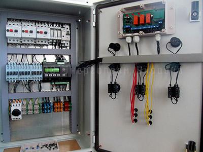 Контроль уровня воды в скважине сигнализатор РОС 301